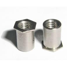 厂家供应优质不锈钢贴片螺母