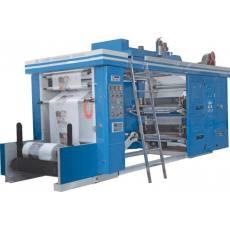 XX-GYT系列高速纸张柔性凸版印刷机(斜齿同步带控制)