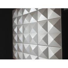 PW-015 四颗钻石 3D集成吊顶装饰板