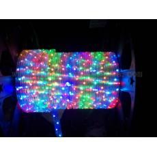 MG-F3W22 LED扁三线彩虹管