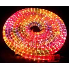 MG-F3W03 LED扁三线彩虹管