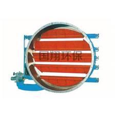 BSTWf-0.5百叶式手(自)动气流调节阀