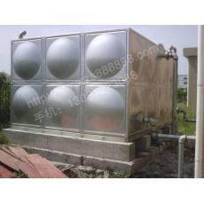 24吨组合式保温水箱