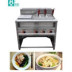 煮面炉连汤池一体机,立式煮面机,6 1麻辣烫机