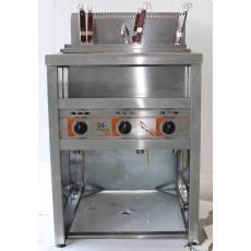 立式六头燃气煮面炉,六头台式煮面炉厂家