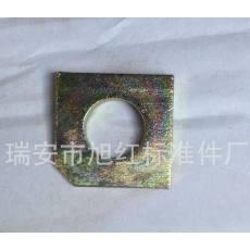质钢结构方斜垫圈 优质方斜垫圈方垫片