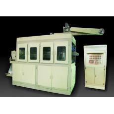 双导柱正气压成型机(制杯机)TQC-650B