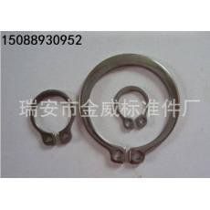 厂价供应多款优质不锈钢轴用,孔用挡圈|垫圈|止动环|轴承夹|非标