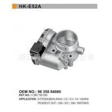 447280 /标致/雪铁龙节气门体/节气门阀/throttle body/E52A