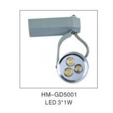 HM-GD5001轨道灯