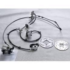 301-T000-001 UTV400制动器总成 摩托车液压盘式制动器