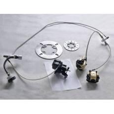 304-T000-001 ATV200制动器总成 摩托车液压盘式制动器