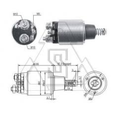 起动机电磁开关2-339-402-147 ZF 735