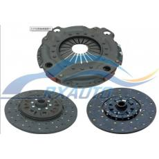 DS400Y离合器套件 离合器压盘总成 离合器从动盘总成