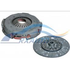 EQ145Y(大孔)离合器套件 离合器压盘总成 离合器从动盘总成