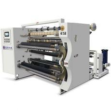 山西分条机 不干胶加工设备 高宝卷筒不干胶自动上料切片机 不粘刀 速度快