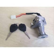 OH-030巧格单锁 电动车锁具