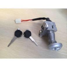 OH-033优乐美防盗单锁 电动车锁具