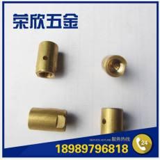 专业仪表铜件加工 铜件接线柱