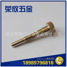 手拧直纹铜螺钉 品质保证 调节固定螺钉
