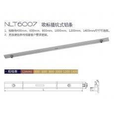 NLT6007 欧标插坑式铝条
