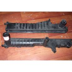 V6两孔(手动)汽车水室 {上321g 下345g}