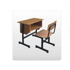 单人双斗课桌椅