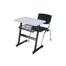 单人培训课桌椅