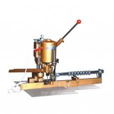 HX-210台式快速电动纸品钻孔机