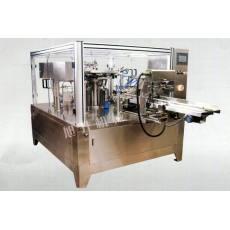 XS6/8Y液体/酱体自动计量包装生产线