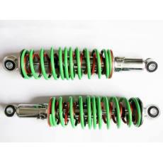 32管双弹簧液压后减震器