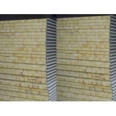 岩棉彩钢复合板2