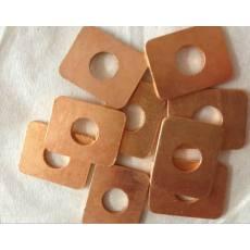 黄铜垫片 垫圈 密封圈 油封 非标准 冲压件 可定制