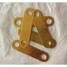 黄铜垫片 平垫 冲压件 五金 标准件