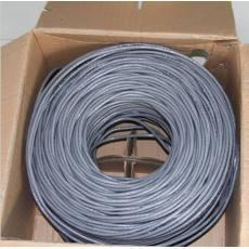 网线、网络线、网络批发、 超五类网线 非屏蔽 0.45 4铜4铁 280米