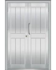 JY-022 不锈钢双开门