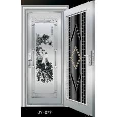 JY-077 不锈钢单门