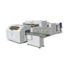 高宝切纸机 HQJ-D系列全自动整理高精度横切机