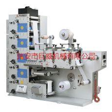 三模切柔版印刷机