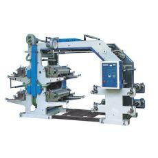 诺鑫牌 小型薄膜印刷机 塑料印刷机 四色印刷机