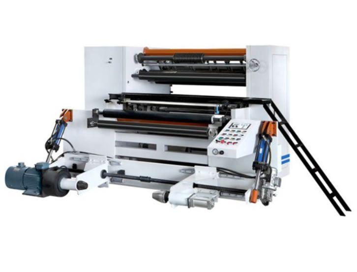 ZXFQ-1150-1550E数字控制高速分切机