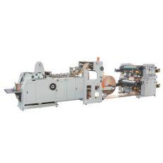 LMD-400/600+YT4800全自动高速柔版印刷纸袋机