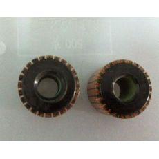 24片银铜加固槽型换向器