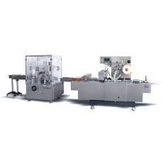 DZ/BT80P 全自动瓶类装盒包装生产线