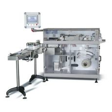BT-400II高速可调式透明膜三维包装机