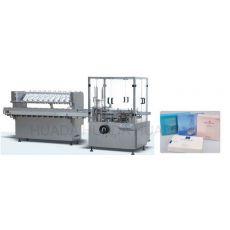 DZ-120D 面膜自动数片/装盒机