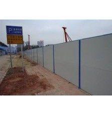 qile600_彩板围墙