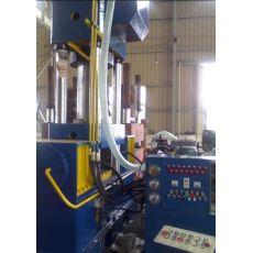 四柱式三工位紅沖液壓機
