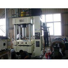 齐发娱乐_玻璃钢制品液压机