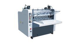 KFMJ-D/1000/1150/1300系列液压卡纸覆面机